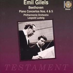 Piano Concertos 4 & 5