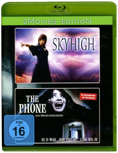 Skyhigh - The Phone [Blu-ray]