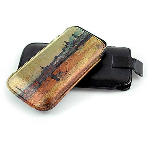van-gogh-wheat-field-with-a-view-of-arles-nero-universal-eco-leather-holster-sleeve-slide-in-pouch-w