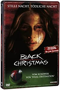Black Christmas (limitiertes Steelbook) [Limited Edition]