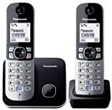 Panasonic KX-TG6811EB Twin DECT Cordless Telephone