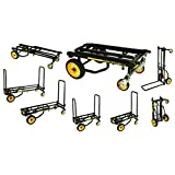 Rock N Roller R6RT Multi-Cart Equipment Cart with R Trac Wheels