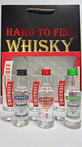 vodka-smirnoff-3-x-miniatures-shot-glasses-gift-set-hard-to-find-whisky-edition-whisky
