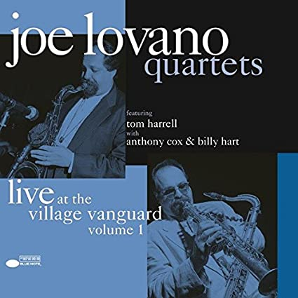 Quartets: Live At The Village Vanguard Vol. 1 (2LP)