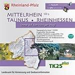 Mittelrhein, Taunus, Rheinhessen 1 :...