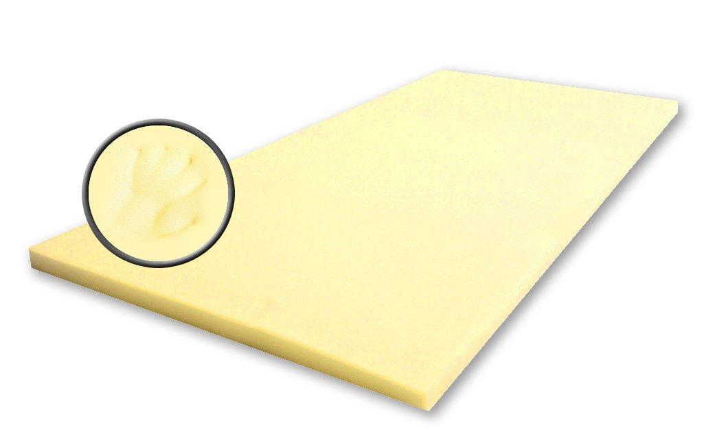 Best For You Viscoelastische Matratzenauflage Visco Matratzen  Auflage ohne Bezug  11 Grössen 4 cm SUPER ANGEBOT! (140x200)    Bewertungen und Beschreibung