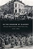 In the Shadow of Slavery: African Americans in New York City, 1626-1863 (Historical Studies of Urban America) [Paperback] [2004] Leslie M. Harris