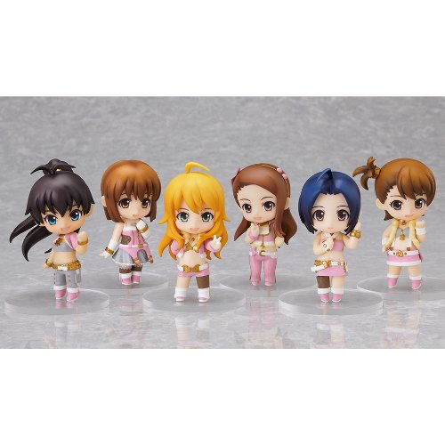 THE IDOLM@STER Stage 02 Nendoroid Petite Trading Figures (1 Random Blind Box)