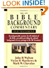 The IVP Bible Background Commentary: Old Testament