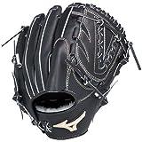(ミズノ) MIZUNO ベースボール グローブ ゴールデンエイジ軟式用 グローバルエリート GA 投手用1 9 ブラック