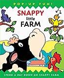 Snappy Little Farm (Snappy Pop-Ups)