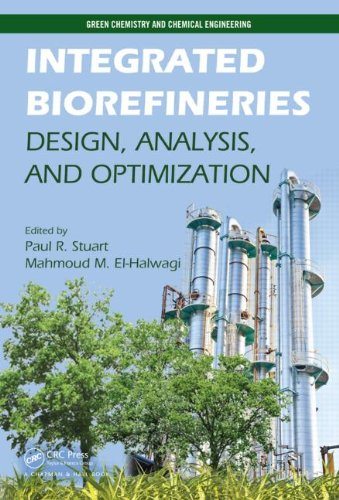 Integrated Biorefineries: Design, Analysis, and Optimization (Green Chemistry and Chemical Engineering)