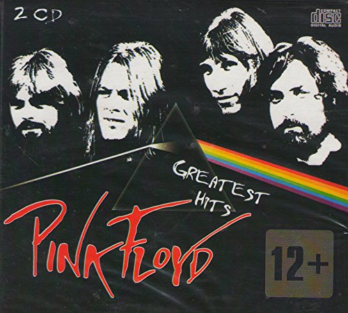 Pink Floyd - Pink Floyd Greatest Hits 2 Cd Digipack David Gilmour Roger Waters Black Cover Digipak - Zortam Music