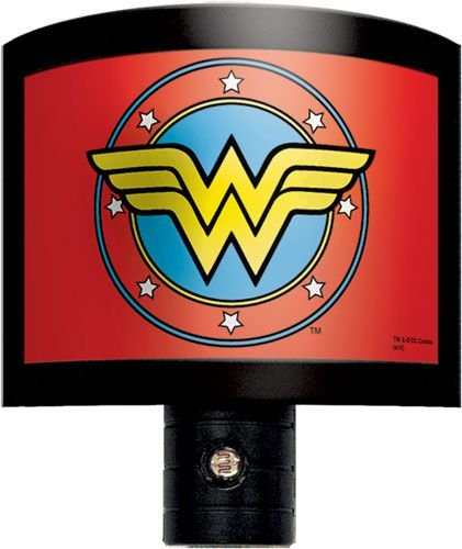 Wonder Woman Logo Nite Lite