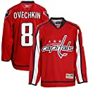 Alex Ovechkin Red Reebok NHL Premier Washington Capitals Jersey