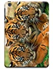 Tiger Case Cover Hard Back Cases Beautiful Nice Cute Animal hot selling cell phone cases for Apple Accessories iPad Mini # 10