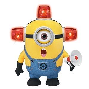 Amazon.com: Despicable Me BEE-DO Fireman Minion: Toys & Games
