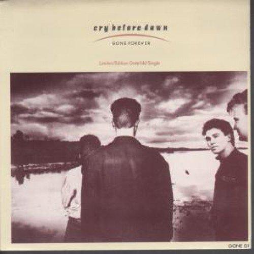 """GONE FOREVER 7"""" (VINYL 45) UK EPIC 1987"""