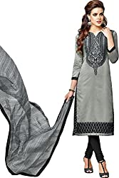 Embriodered Black Designer Salwar Suit