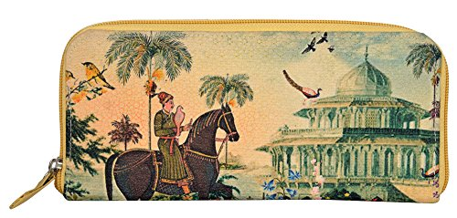Eco Corner Women's Wallet (Multi-Coloured, 2889)