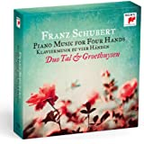 Franz Schubert: Piano Music for Four Han