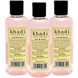 Khadi Rose & Honey Body Wash [ PACK OF 3]