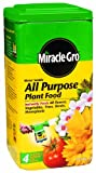 Lawn & Patio - Miracle-Gro 1001232 All Purpose Plant Food - 5 Pound