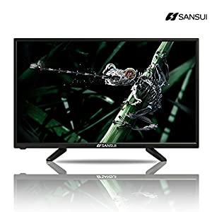 Sansui SLED3219 HD TV 32 Inch 720p LED TV 60Hz Flat TV Screen Monitor for Home Entertainment, PS3, PS4, Xbox 360 Slim, Xbox One, PC Video Gaming DVD Blu-ray