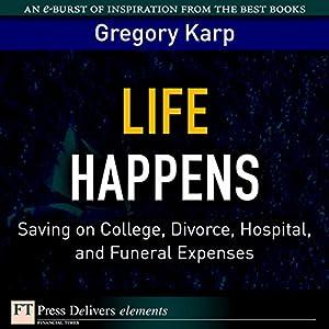 Life Happens Audiobook