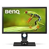 BenQ 27インチワイド 高解像度モデル (2560x1440/カラーマネージメントモード搭載/フリッカーフリー/ブルーライト軽減) SW2700PT
