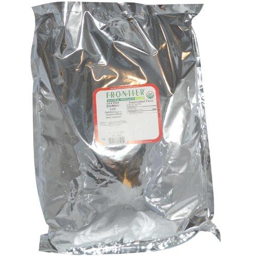 Frontier Bulk Dandelion Leaf Flakes, Organic,