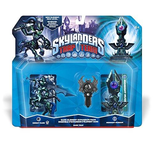 Skylanders Trap Team: Midnight Museum Dark Element Expansion Pack (Skylander Light Expansion Pack compare prices)