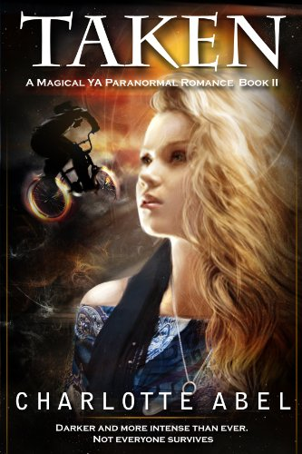 Taken (A Magical YA Paranormal Romance)