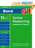Bond Verbal Reasoning Assessment Papers 9-10 years Book 2 (Bond Assessment Papers)