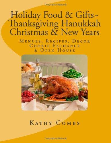 Holiday Food & Gifts, Thanksgiving*Hanukkah*Christmas*New