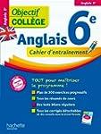 Objectif college Anglais 6 cahier d'e...