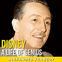 Disney Audiobook by Alexander Kennedy Narrated by Jim D. Johnston