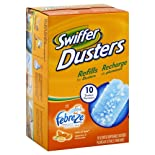 Swiffer Disposable Dusters, Refills, Fresh Citrus Scent, 10 ct.