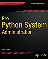 Pro Python System Administration Front Cover