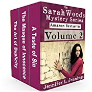 Sarah Woods Mystery Series (Volume 2) (Sarah Woods Mystery Series Boxset)