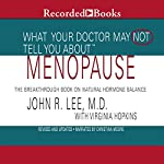 What Your Doctor May Not Tell You About Menopause | John R. Lee,Virginia Hopkins