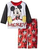 Disney Baby Boys' Mickey Mouse star of 2 Piece Pajama Set