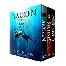 The Lucidites Boxed Set Audiobook by Sarah Noffke Narrated by Elizabeth Klett