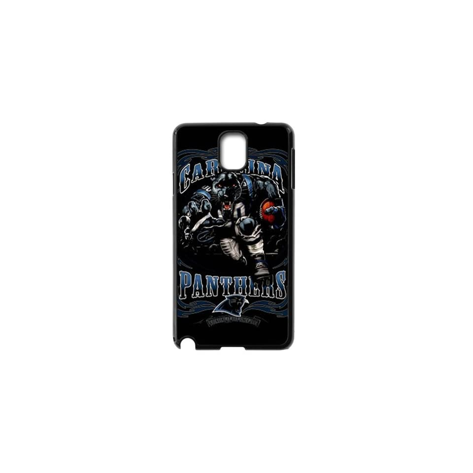 WY Supplier New Design Funny Fashion Cool NFL Carolina Panthers Samsung Galaxy Note 3 case, Carolina Panthers phone case cover for Samsung Galaxy Note 3, vazza Cell Phones & Accessories