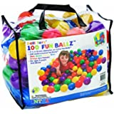 100 Fun Ballz Ball Pit Balls - Kids Love 'Em!