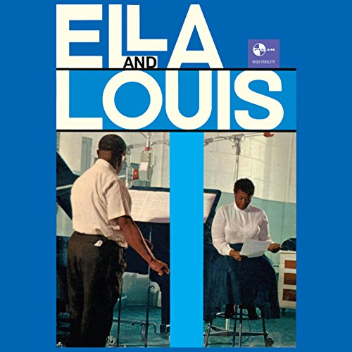 Album Art for Ella & Louis (alternative, Rare Cover). by Ella & Louis Armstrong Fitzgerald