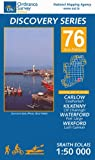 echange, troc Ordnance Survey Ireland - Carlow, Kilkenny, Waterford, Wexford