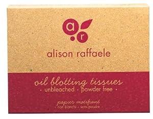 Alison Raffaele Blotting Tissues from Alison Raffaele Cosmetics