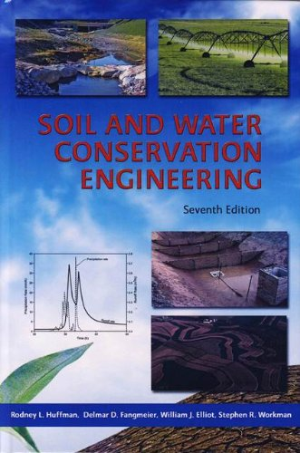 Soil And Water Conservation Of Soil And Water Conservation Engineering Seventh Edition