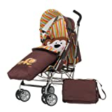 Fisher-Price Character Stroller Bundle (Luv U Zoo)